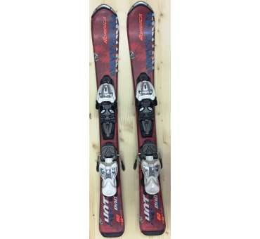 Nordica Hot Rod Jr rouge
