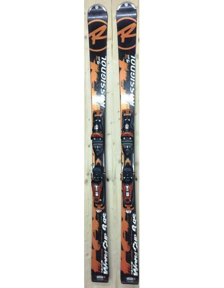 Rossignol 8 GS Worldcup Oversize Ti