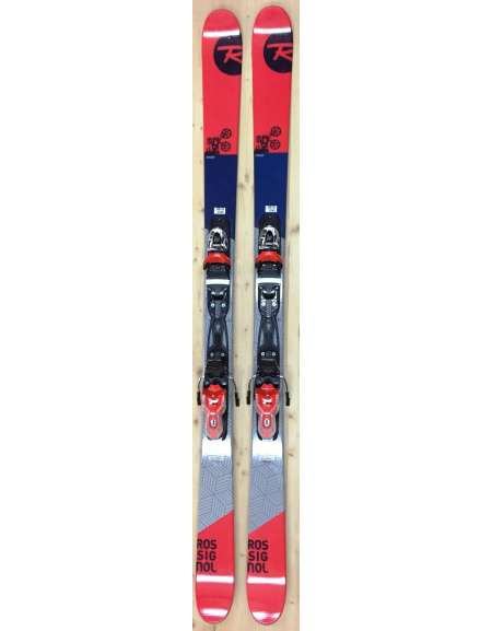 Rossignol sprayer orange/bleu