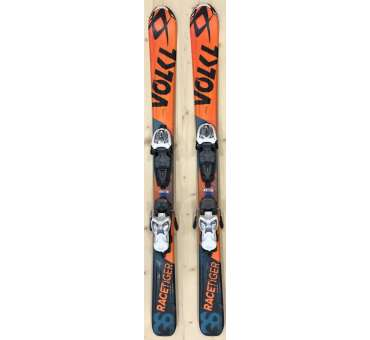 Volkl racetiger GS jr orange / vert motion (enfant)