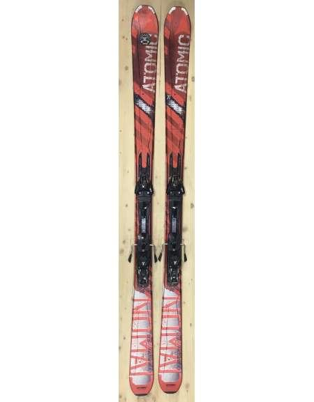 Atomic Nomad Crimison Ti Ski neuf