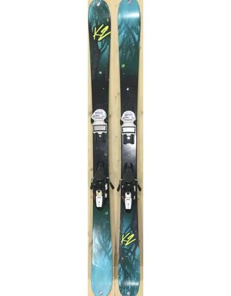 K2 missConduct 2017 Ski neuf