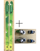 Dynastar Cham 107 vert