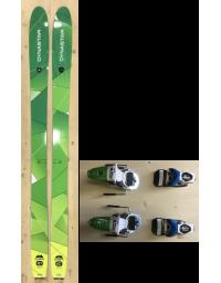 Dynastar Cham 107 vert Ski neuf