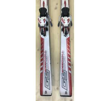 Volkl racetiger Speed walls GS rouge/blanc