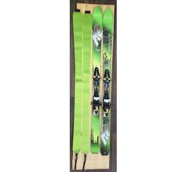 K2 Wayback 88 vert ski de rando