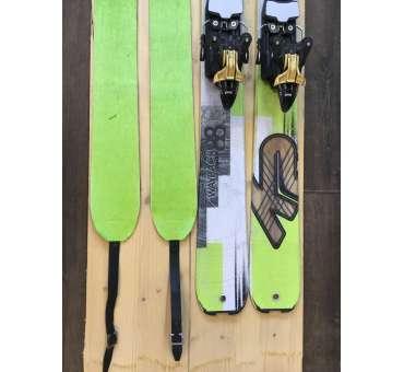 K2 Wayback 88 ski de rando