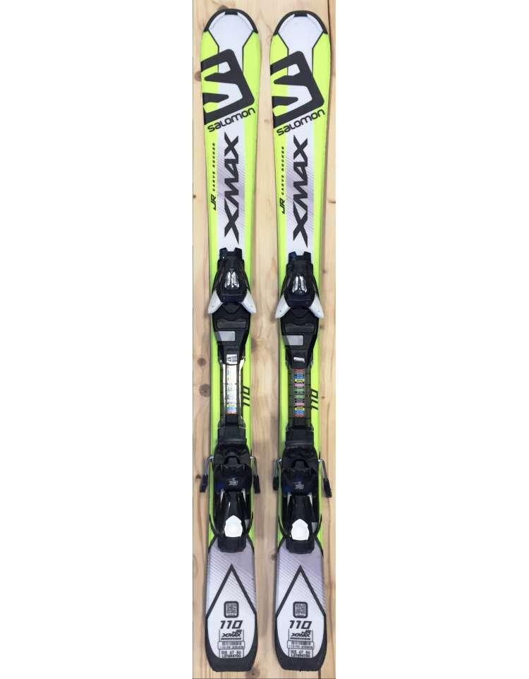 1aa6712a9c37 Salomon X Max Jr (Enfant) - occasion-du-ski.fr
